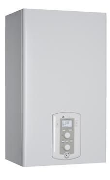 CHAFFOTEAUX-MAURY modelo TALIA GREEN SYSTEM 35 FF EU con display LCD de 34,5KW con placa de conexiones y kit salida de humos. caldera para gas propano mural estanca condensación solo calefacción