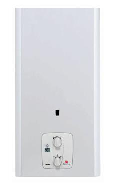 SAUNIER-DUVAL modelo Opalia C 11 EL calentador gas natural tiro natural